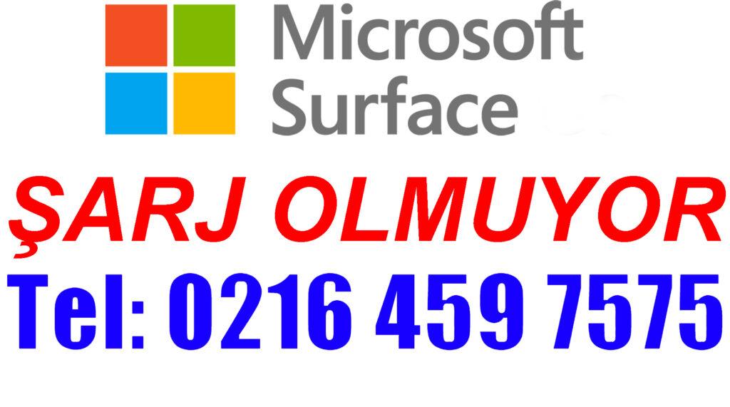 Microsoft Surface Şarj Olmuyor